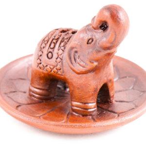 Elefant Räucherstäbchenhalter